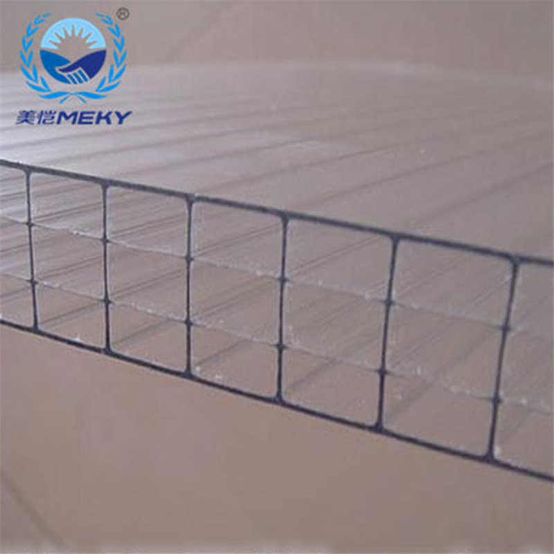 PC four layer solar panel