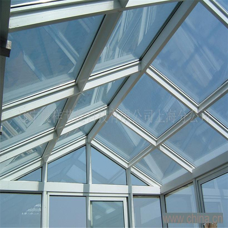 Effect drawing of canopy for PC endurance board passage daylighting roof