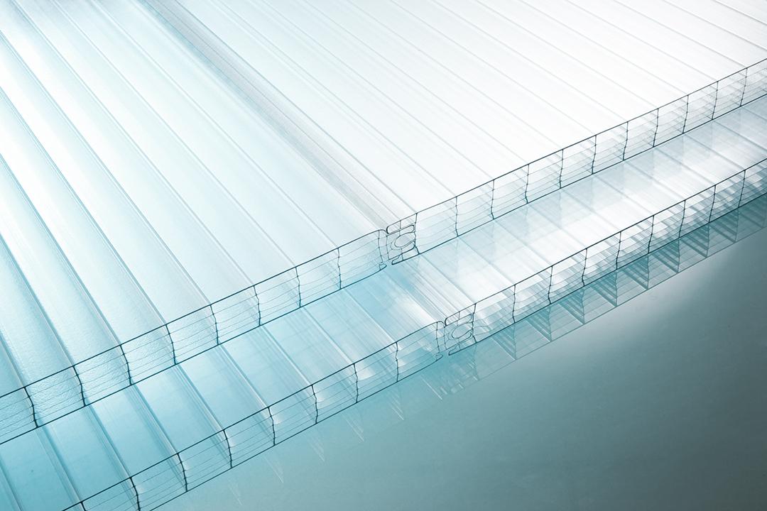 插接陽光板安裝指導節點圖