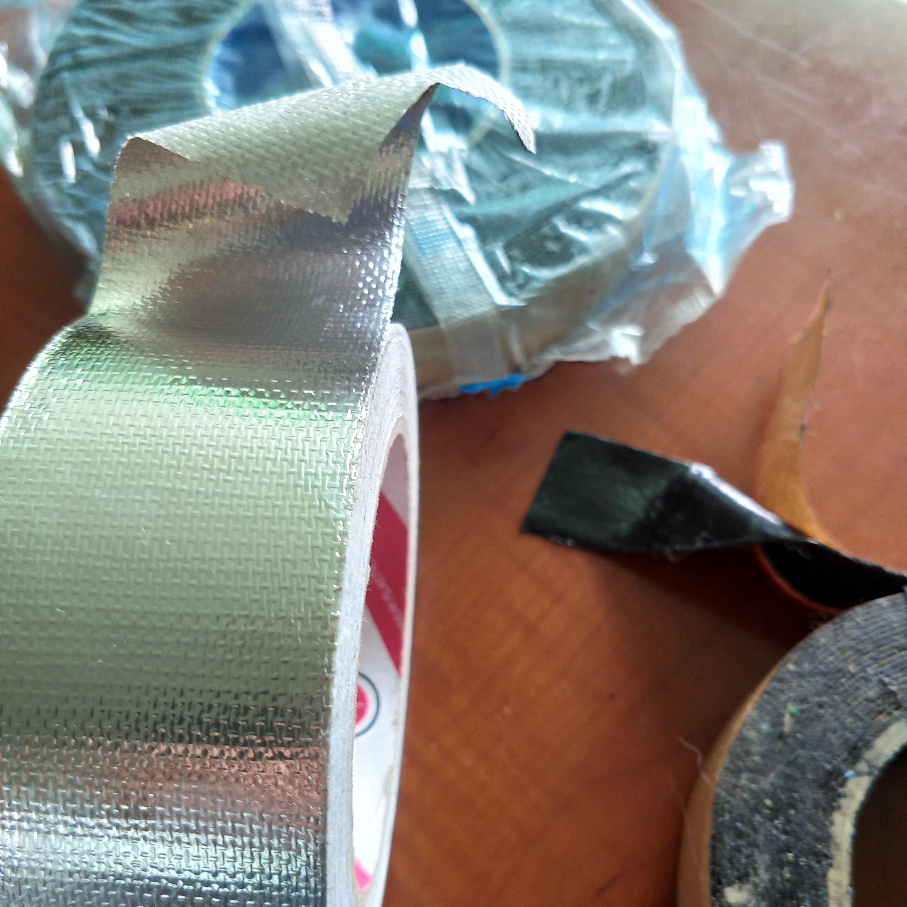 PC阳光板收口铝箔胶带