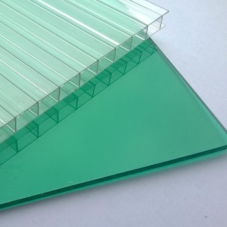 PC中空阳光板实心耐力板