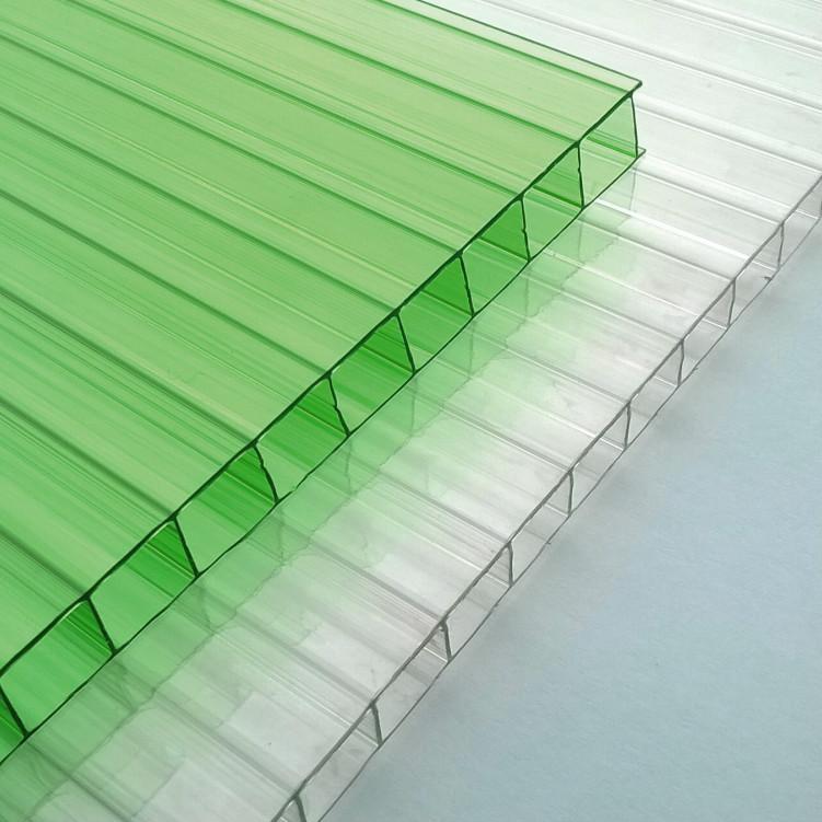 PC陽光板的使用范圍與安裝注意