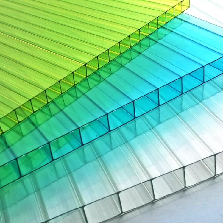 陽光板的密封技術