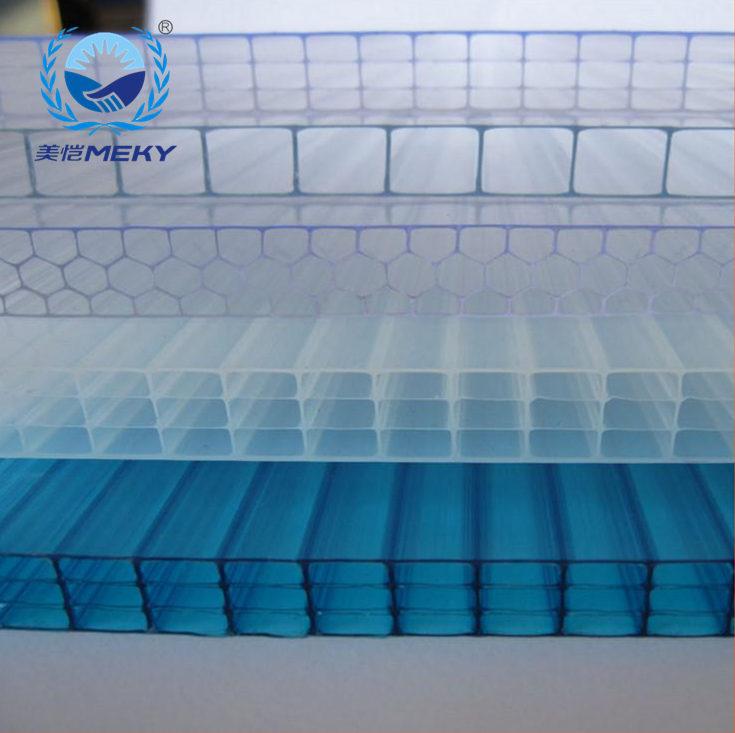 PC蜂窩陽光板