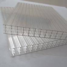 pc四層透明陽光板