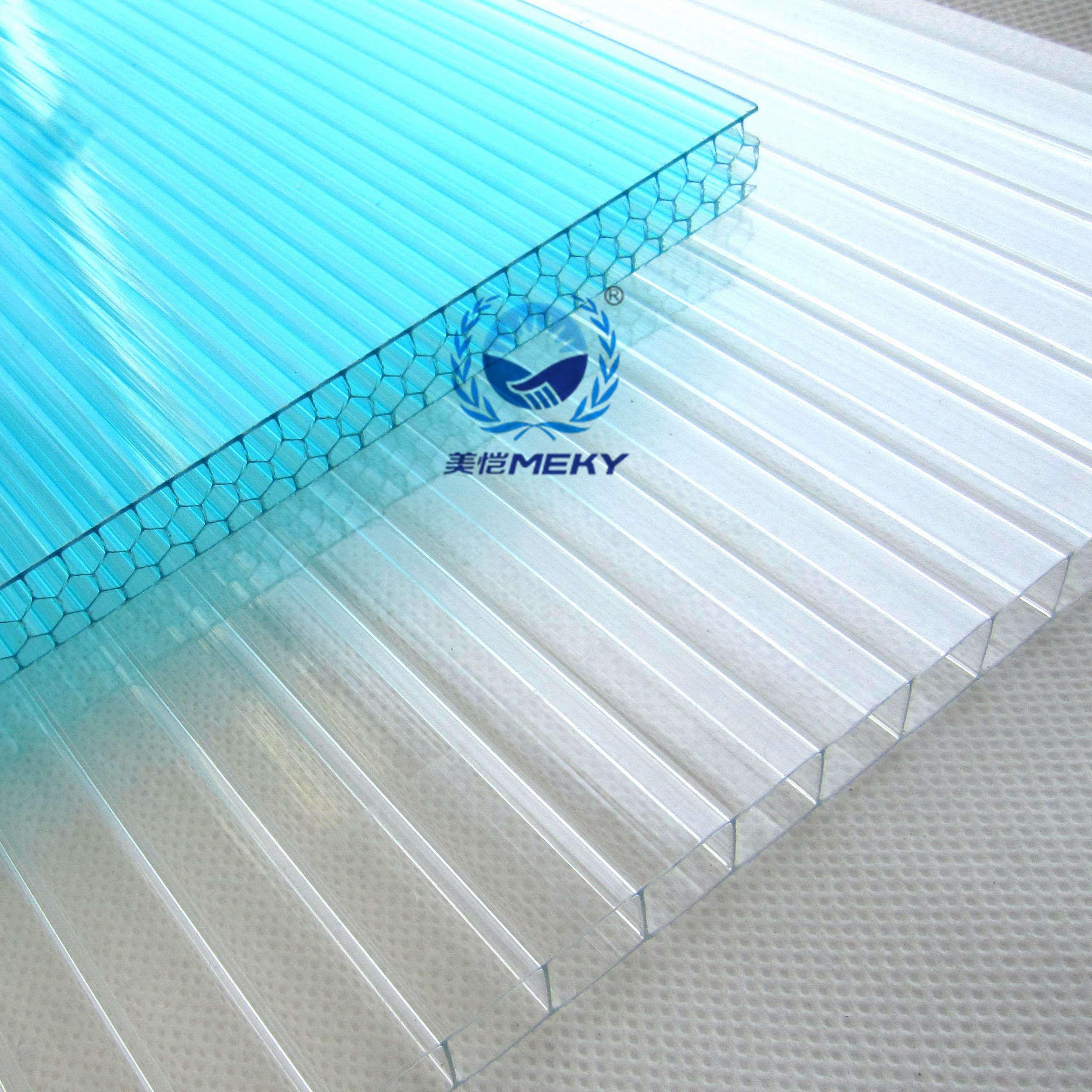 美恺塑胶PC阳光板防水盖帽螺丝的安装方法(en)