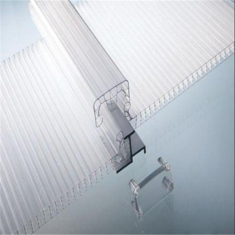 关于U型锁扣PC阳光板的特性及应用范围(en)