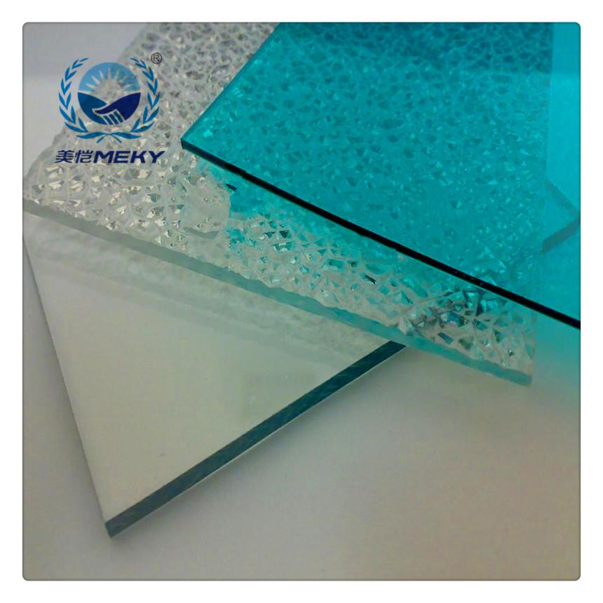 PC擴散板廠家分析耐力板與陽光板的差別