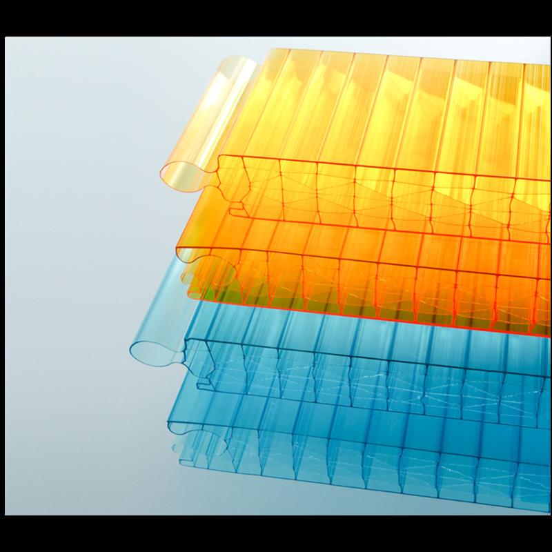 多層陽光板,超厚陽光板(en)