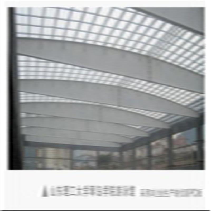 陽光板采光頂游泳館
